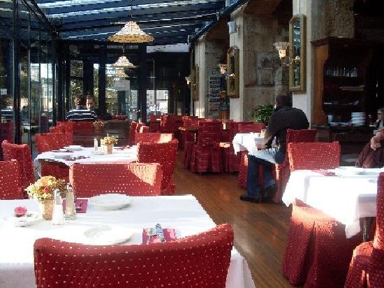 Hotel Residence Le Montbrillant: saletta risroro