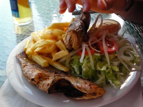Fish fry picture of fish fry 39 s nassau tripadvisor for Fish fry bahamas