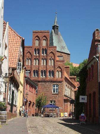 Molln, Jerman: Rathaus