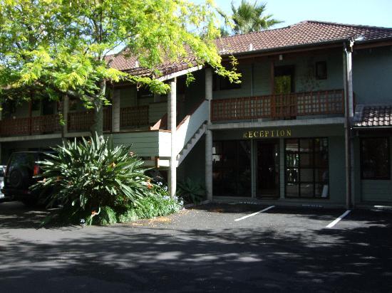 Emerald Inn : Emeral Inn Motel - Reception