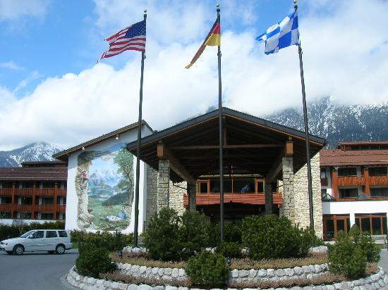 Hotel Edelweiss Garmisch Lodge And Resort