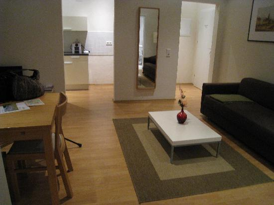 Apartment in Pension am Zwinger
