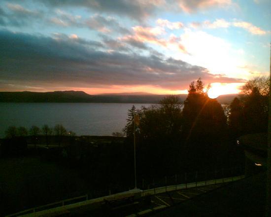 Glenmorag Hotel: Glenmorag Sunrise