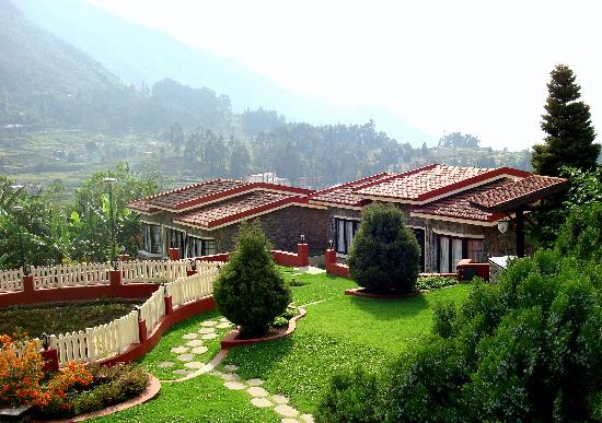Hill Country Kodaikanal: Beautiful gardens and breath taking view of the hills