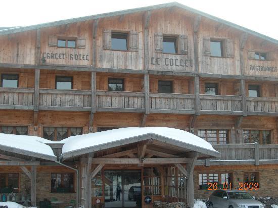 Chalet Hotel Le Collet : hôelt