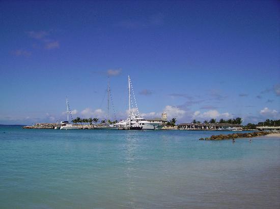 Port St. Charles: beautiful beach at Port St.Charles