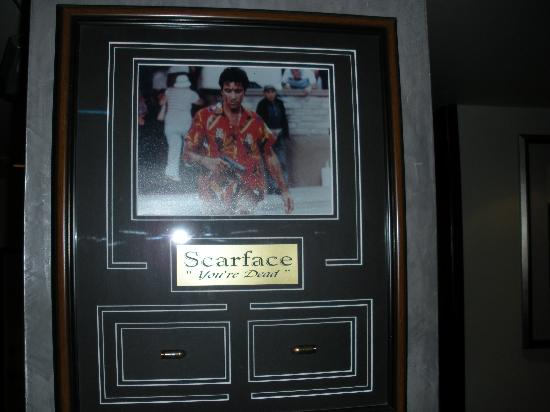 Beacon South Beach Hotel Scarface