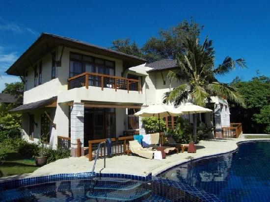 Rising Sun Residence: die Villa