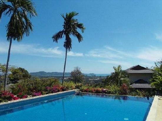 Rising Sun Residence: noch ein Pool