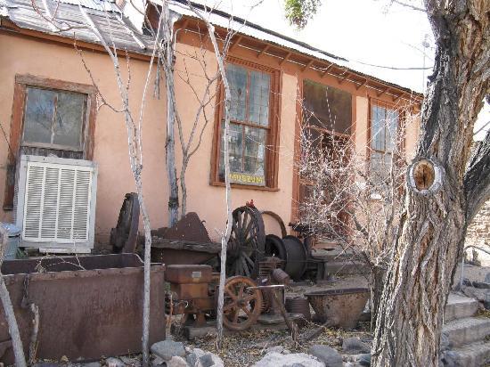 Hillsboro, NM: Black range musem