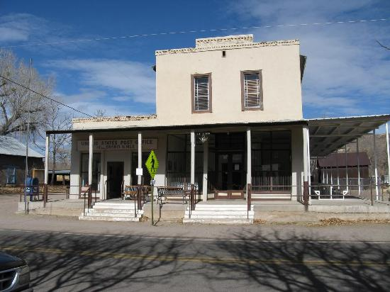 Post Office Hillsboro NM