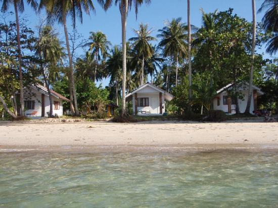 Il nostro bungalow...