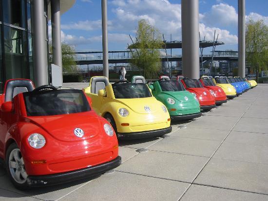 Wolfsburg, ألمانيا: LernWelt Autostadt