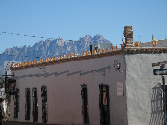 Las Cruces, NM: a charming corner Old Messia