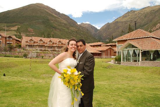 Casa Andina Premium Cusco: Espectacular vista