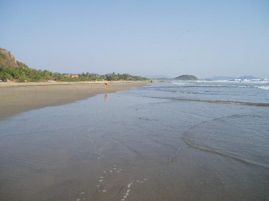 Present Moment Retreat: beach