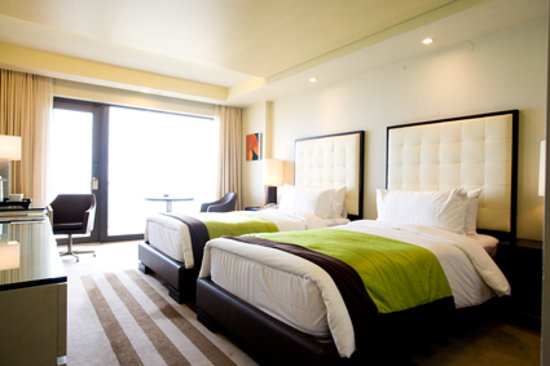 Paradise Hotel Busan : ツイン