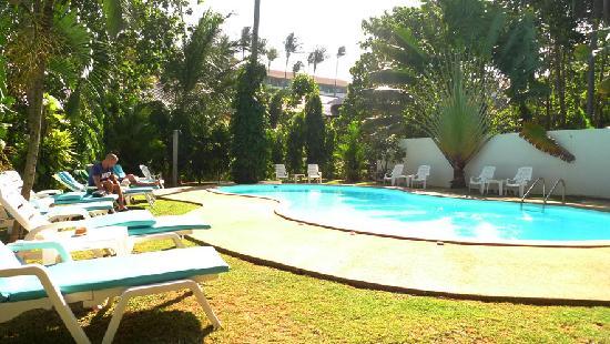 Kata Villa: Swimming pool
