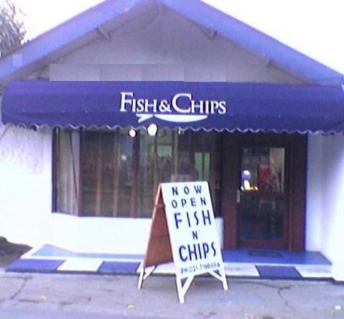 Fish and chips jakarta setiabudi restaurant reviews for Best place for fish and chips near me