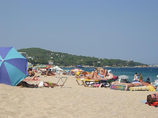Llevant: la plage a quelque pas