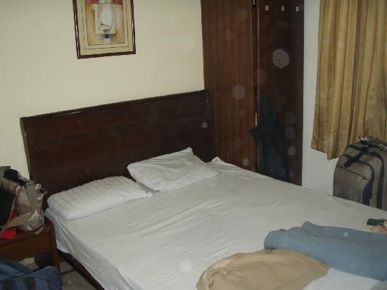 Hotel Volga International: Lit