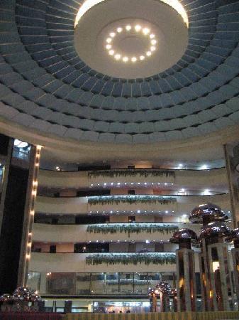 Centaur Hotel, IGI Airport: ロビー