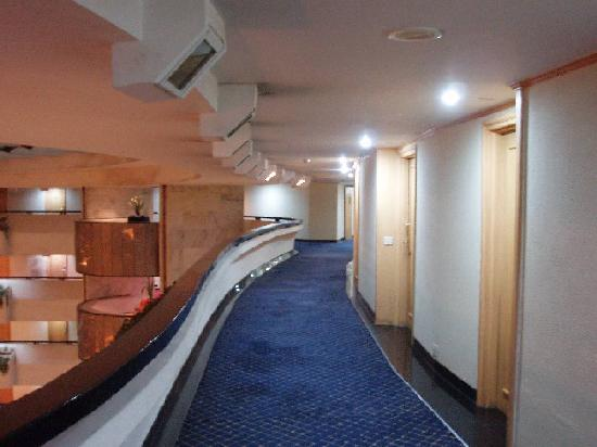Centaur Hotel, IGI Airport: 廊下