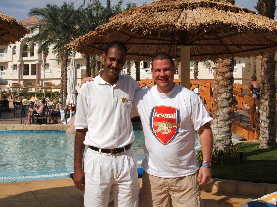 Tropicana Azure Club : Alaa the best pool boy