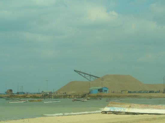 La Guajira Department, โคลอมเบีย: minas de sal