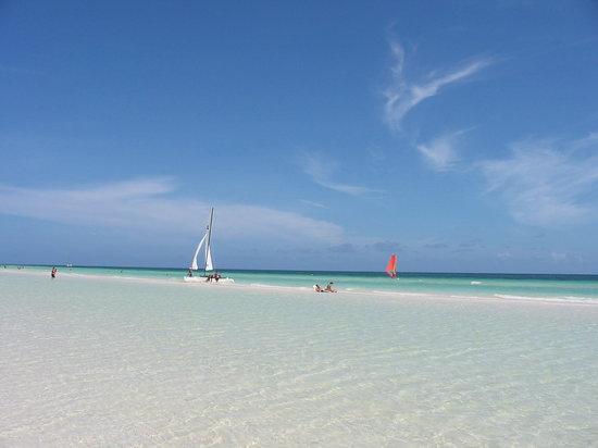 Cayo Coco, Cuba: Ocean - Cayo-Coco