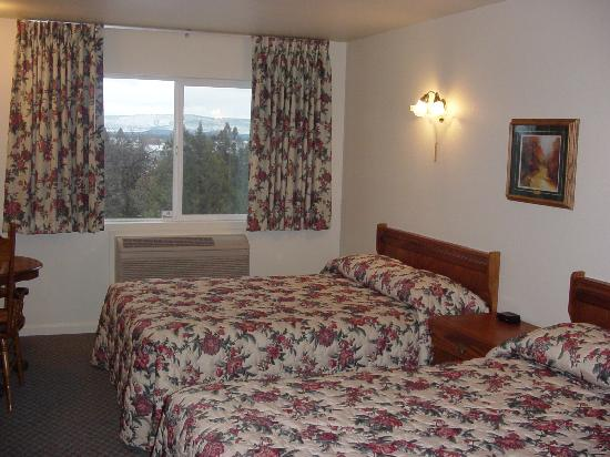 Himont Motel: Room with a View of Valley