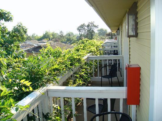 El Dorado Hotel & Kitchen: Balcony
