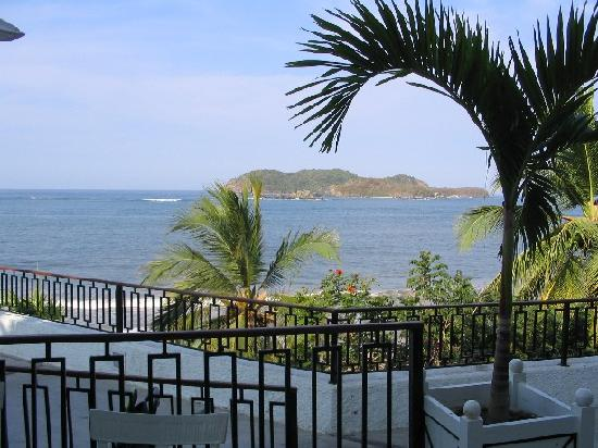 Club Med Ixtapa Pacific: View from breakfast