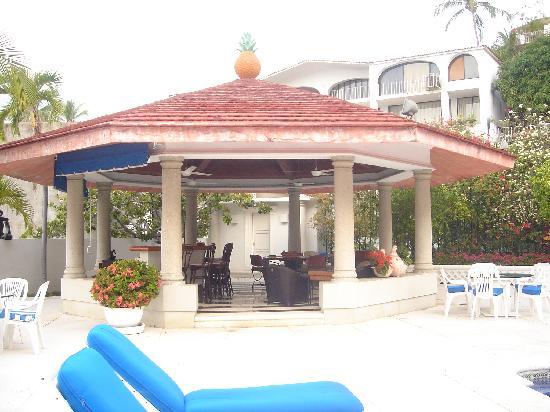 Villa Del Arbol: bar