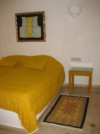 Residence Dar Sidi : Our room - Dar Omozine - the closest to the beach