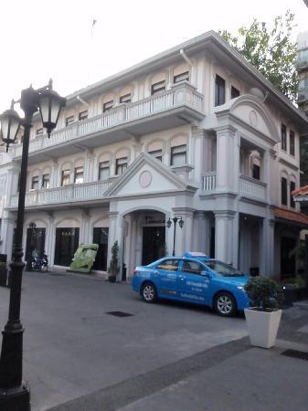 The Heritage Baan Silom Hotel : hotel