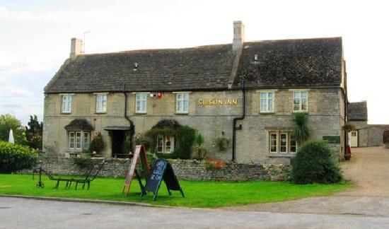 Sibson Inn - main building