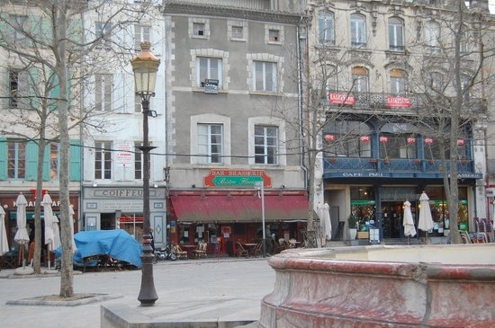Bistro Florian in Place Carnot