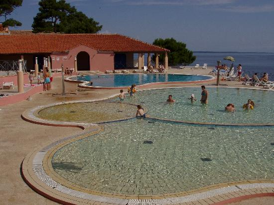 Vitality Hotel Punta: Piscina dell'Hotel Punta