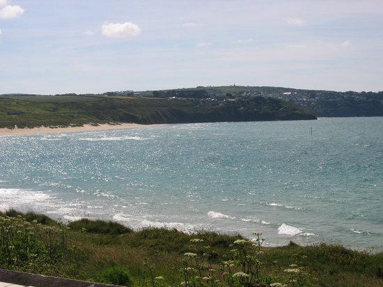 Cornwall, UK: Hayle beach