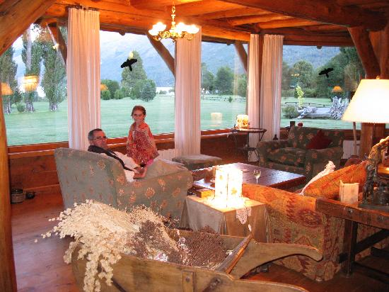 Estancia Peuma Hue: inside the lodge