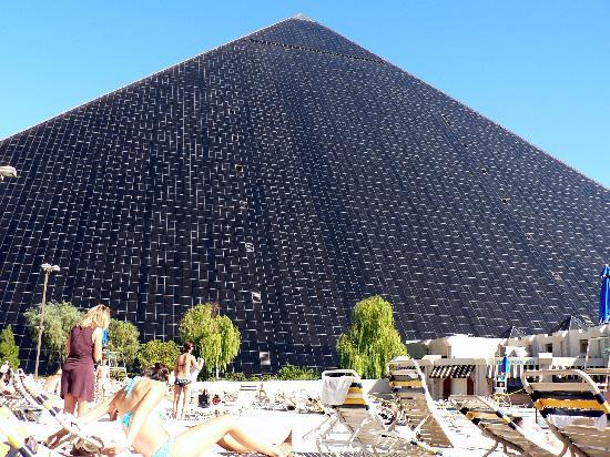 Pyramid In Las Vegas