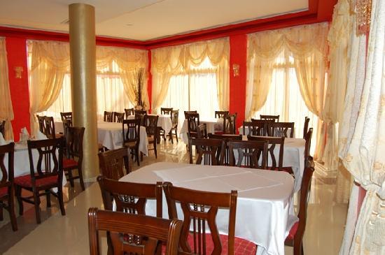 Kiten, Bulgaria: Restaurant hôtel