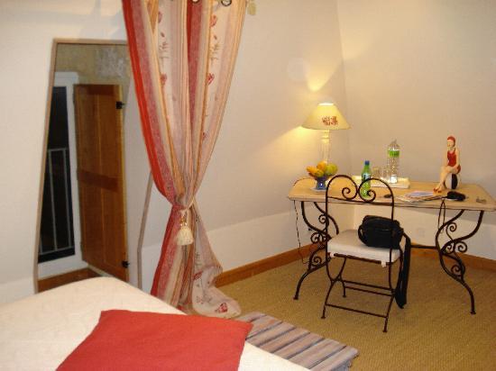 La Forgerie : Rosamonde Room