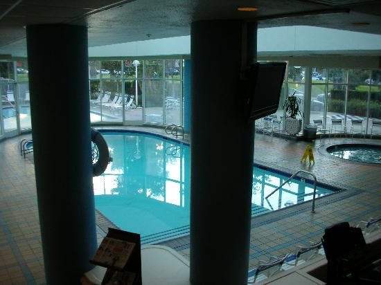 Warner Center Marriott Woodland Hills: Indoor Pool