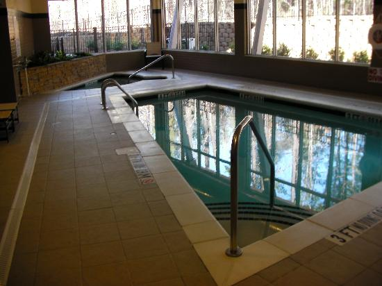 Cambria hotel & suites Raleigh-Durham Airport: pool and hot tub