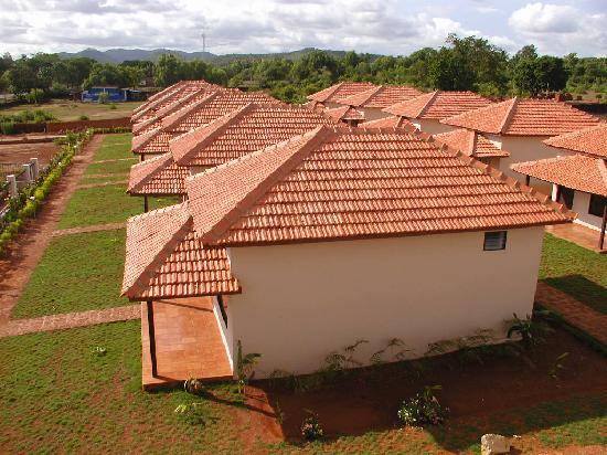 Makara Village: cottages