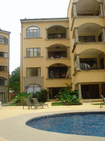 Condominio Sunrise Tamarindo: Building 1