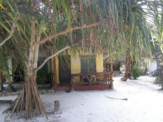 Santa Maria Coral Park: the resort
