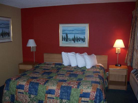 Days Inn San Antonio Alamo/riverwalk: Room